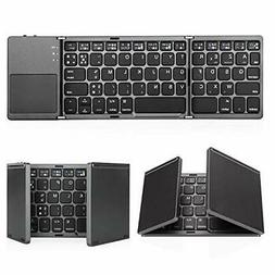 Jelly Comb Clavier Bluetooth AZERTY Rechargeable Pliable ave