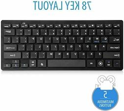 Clavier sans Fil Bluetooth AZERTY compatible Windows Android