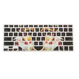 Housse Protection Silicone Clavier Protège Pour  book Air /